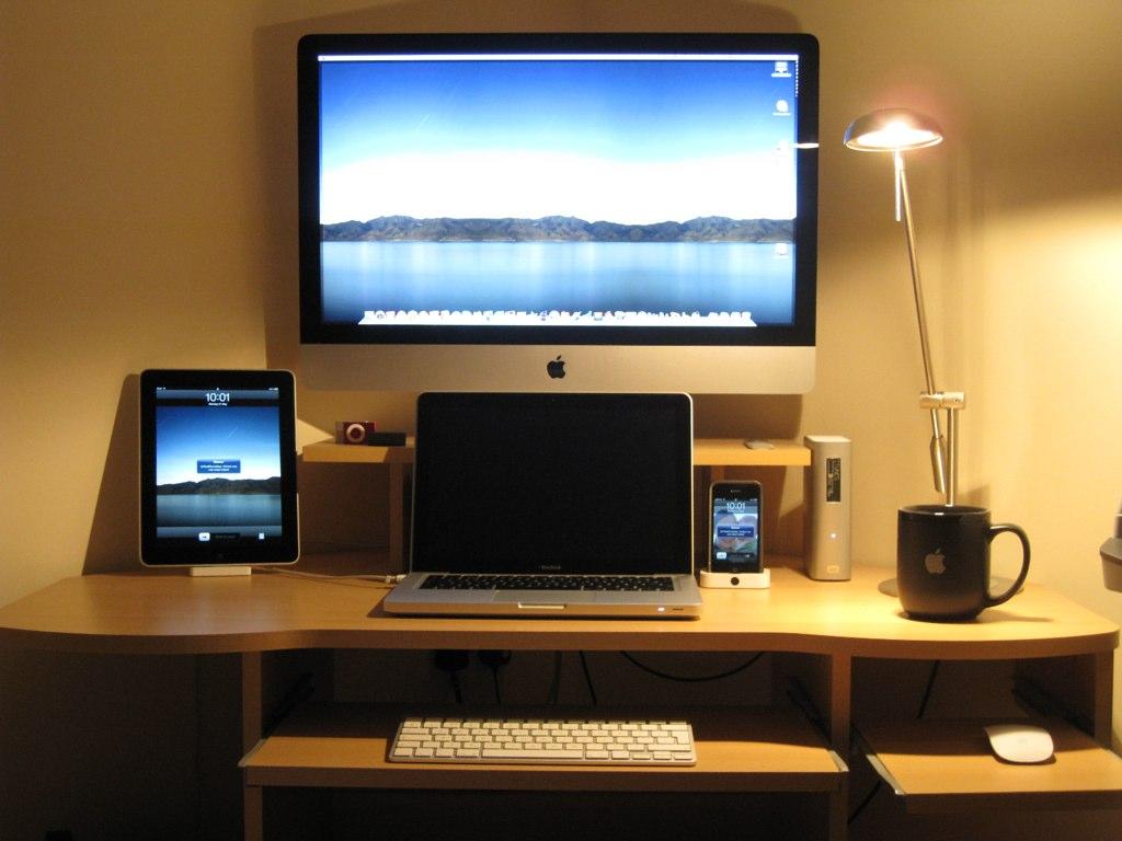 Macs and iOS