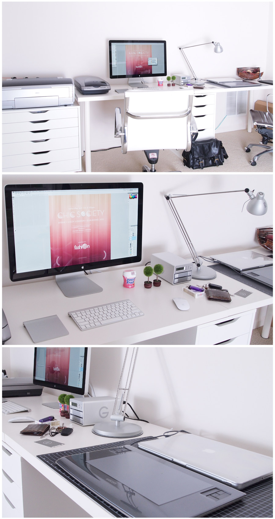 Thunderbolt display mac desks - Home designer mac ...